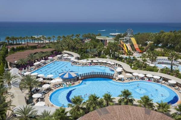 MUKARNAS RESORT SPA ALANYA